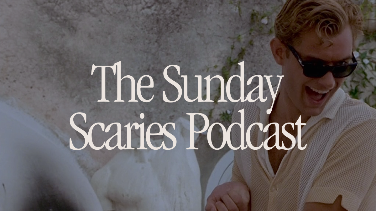Sunday scaries podcast