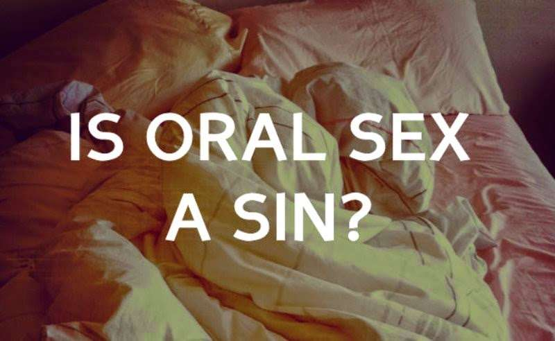 Can christians have oral sex