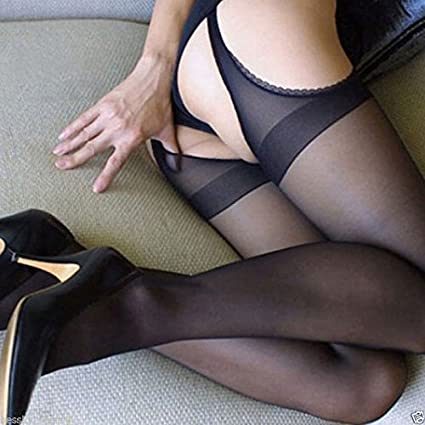 Covered by pantyhose sexy pantyhose