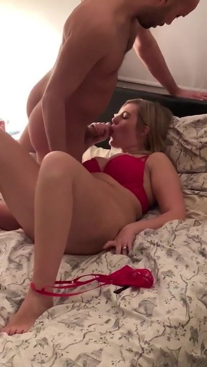 Amateur wife says yes to creampie