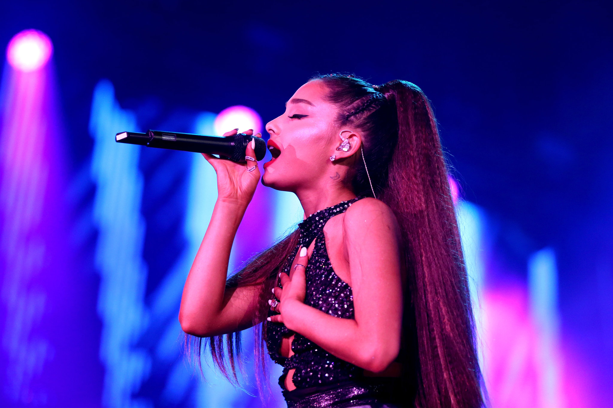 Ariana grande new song sound of music