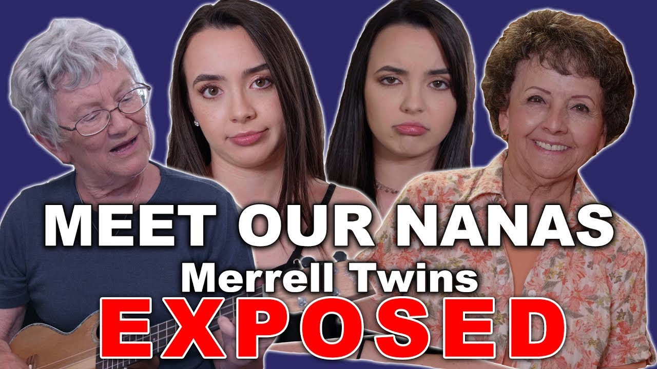 Merrell twins exposed