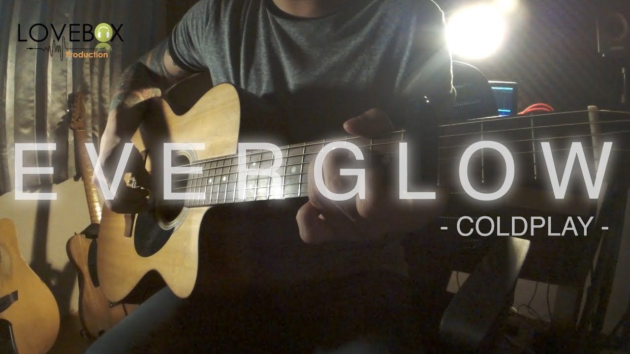 Everglow coldplay acoustic