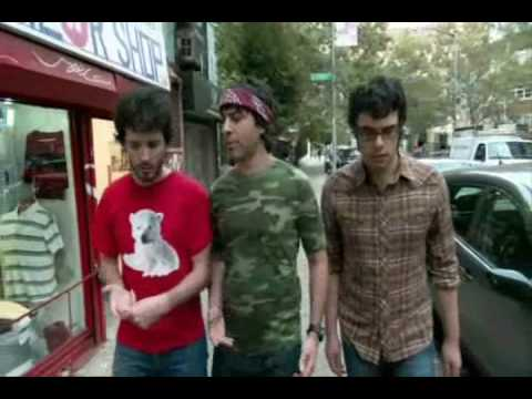 Flight of the conchords dick
