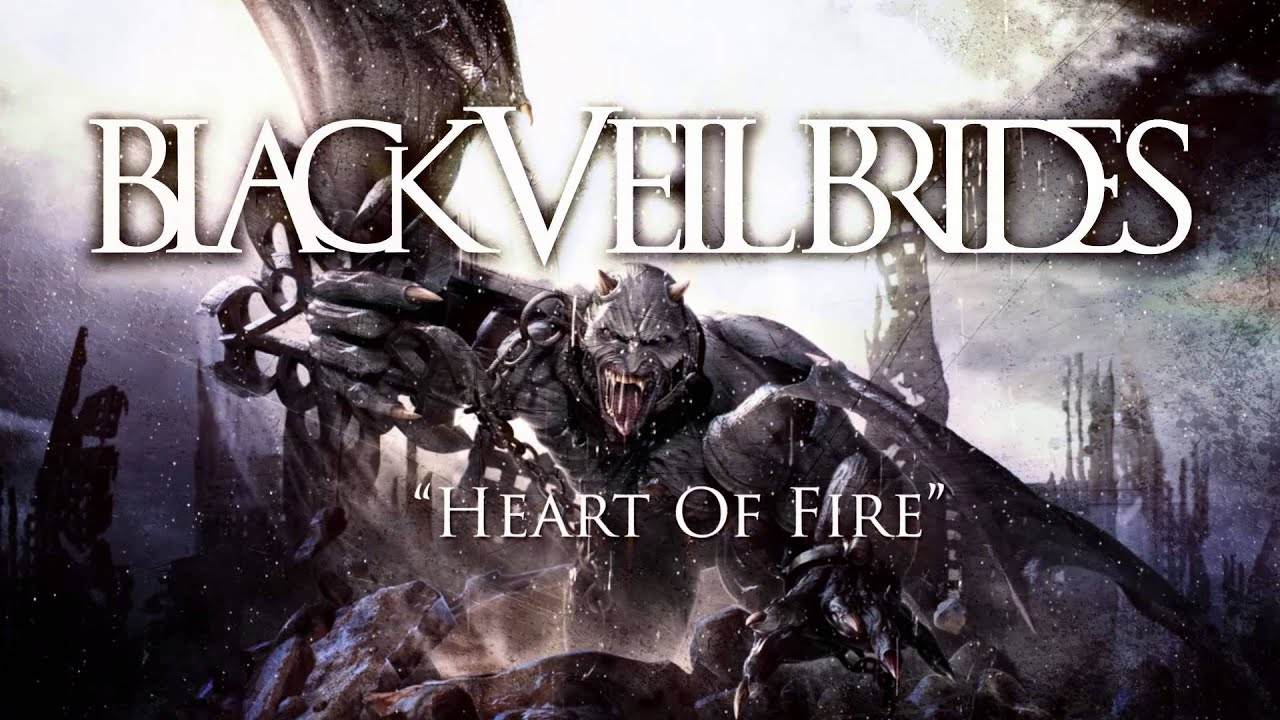 Heart of fire cover