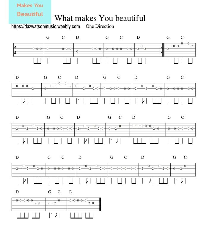 How to play popular songs on guitar