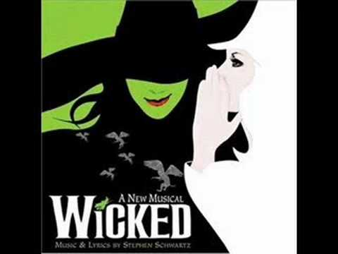 Most popular song from wicked