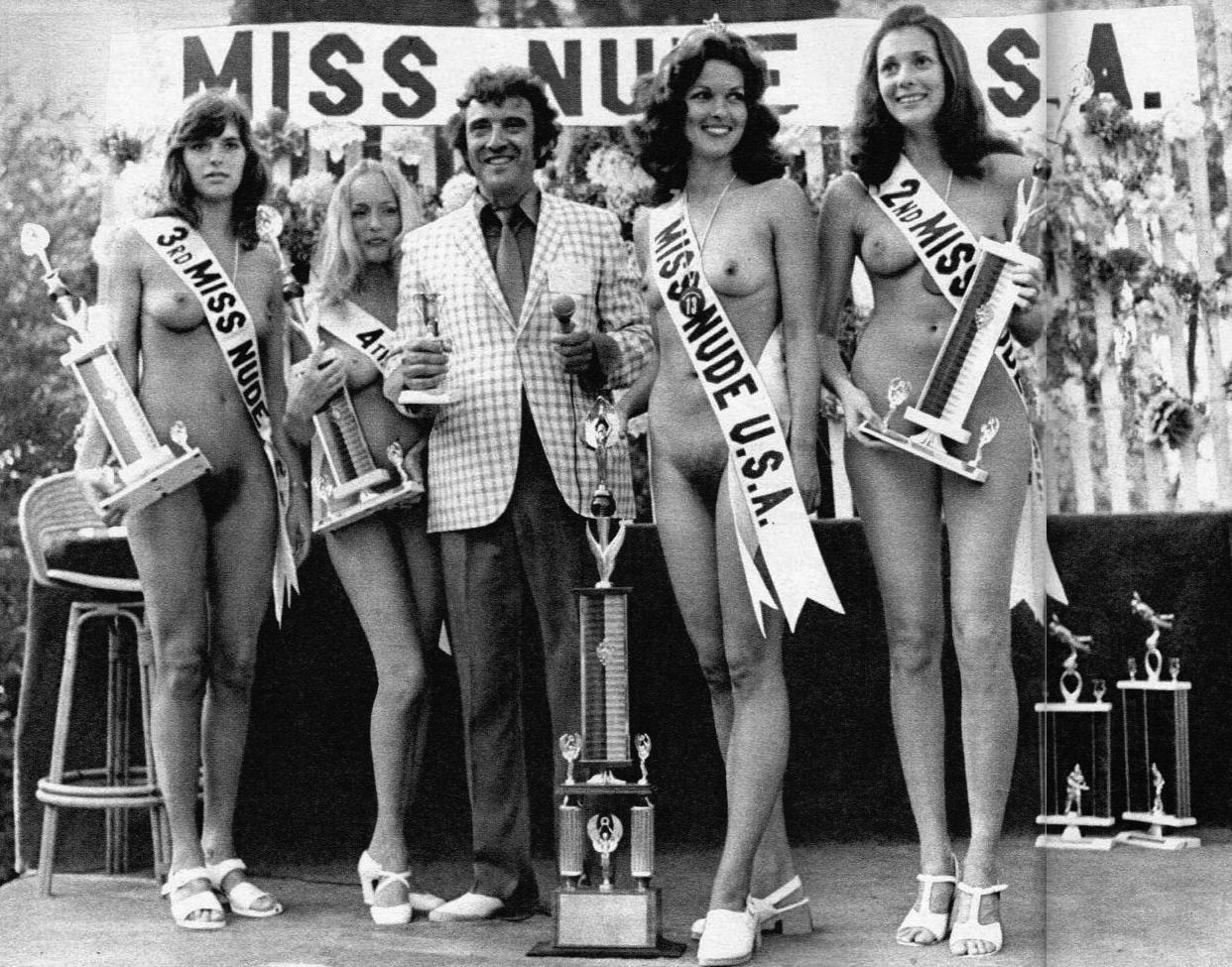 Nudism pageant girl pictures