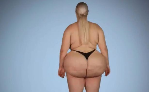 The biggest ass ever