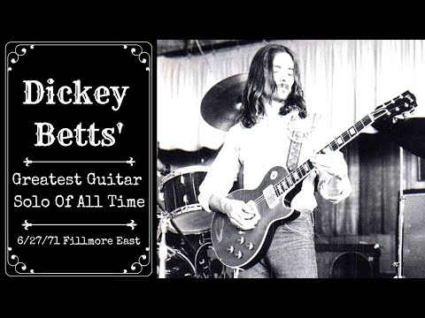 Where does dickey betts live now